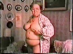 Veldig gammel fett bestemor gøy. amatør eldre